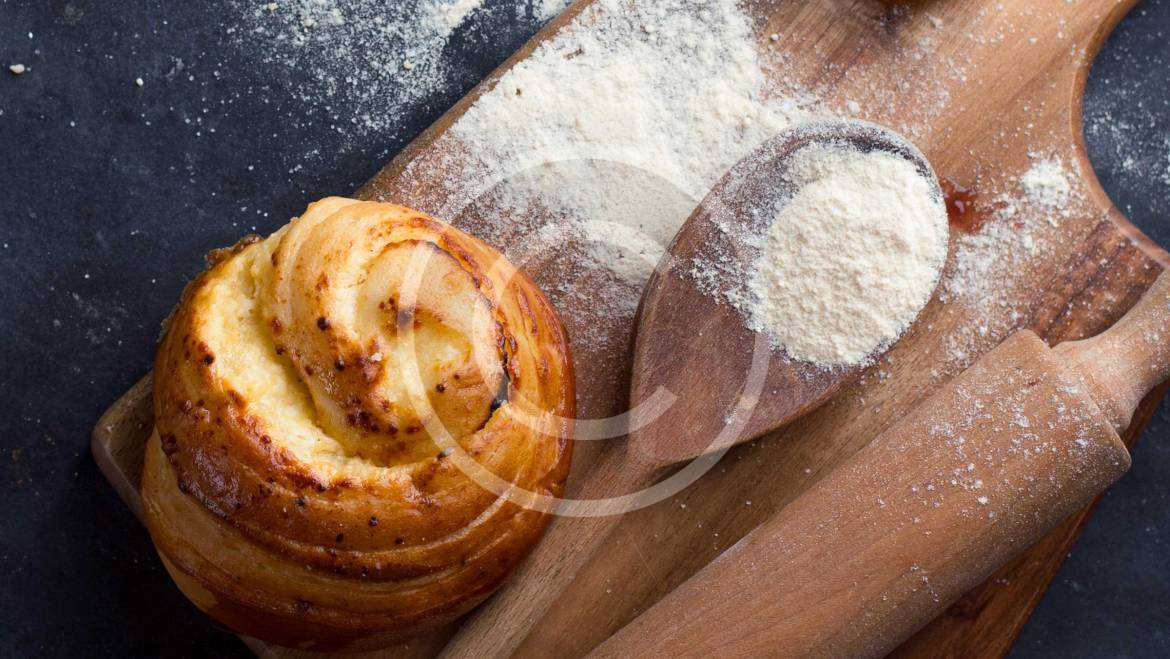Cinnamon Rolls to Everyone! Autumn Fair is Coming